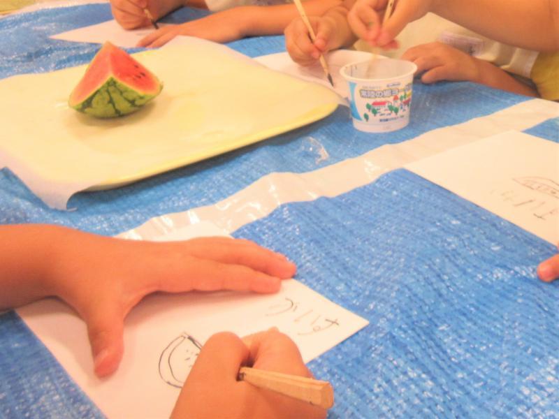 絵手紙作り